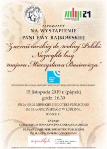 Spotkanie Lubelskiego Towarzystwa Genealogicznego